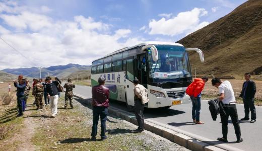 甘孜から成都へ!片道18時間の過酷なバス旅!