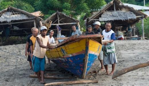 【ラマレラ村滞在記】海の民と山の民の市場へ