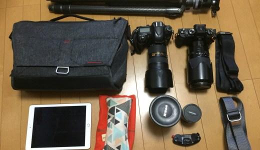 カメラバッグじゃないカメラバッグ。エブリデイメッセンジャーレビュー