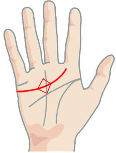 tum elinden kalp cizgisi kalp hatti