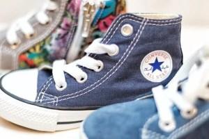 親子スニーカー キッズ靴画像