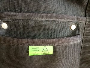 porter union pocket