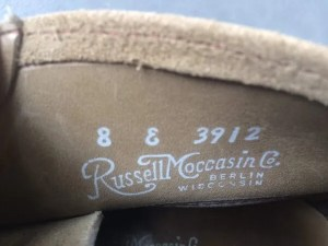 russell-mocassin sporting-clays-chukka insight