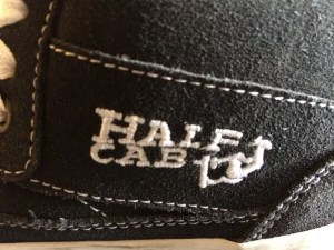 vans halfcab logo