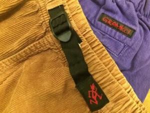 gramicci-shorts front-backpocket