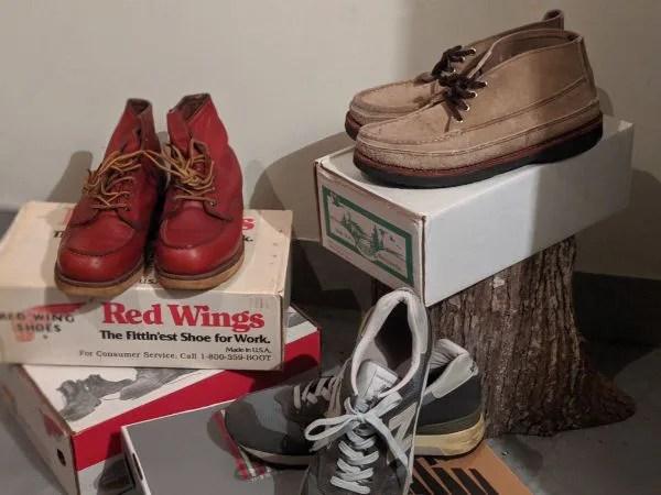 「MADE IN USA」アメリカ製・革靴/ブーツ/スニーカーブランドを元靴屋が厳選紹介‼靴画像