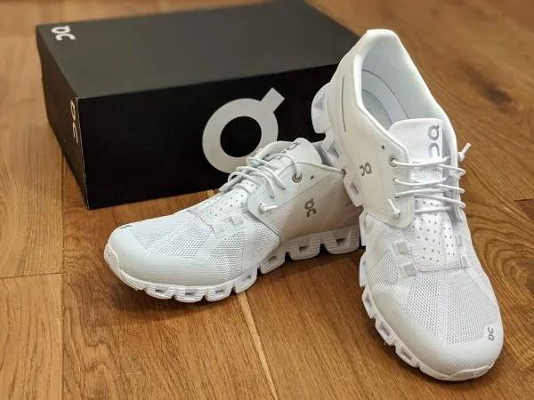 2019年・元靴屋が買ったおすすめの革靴・スニーカー・ファッション小物10選 ON オン クラウド 画像