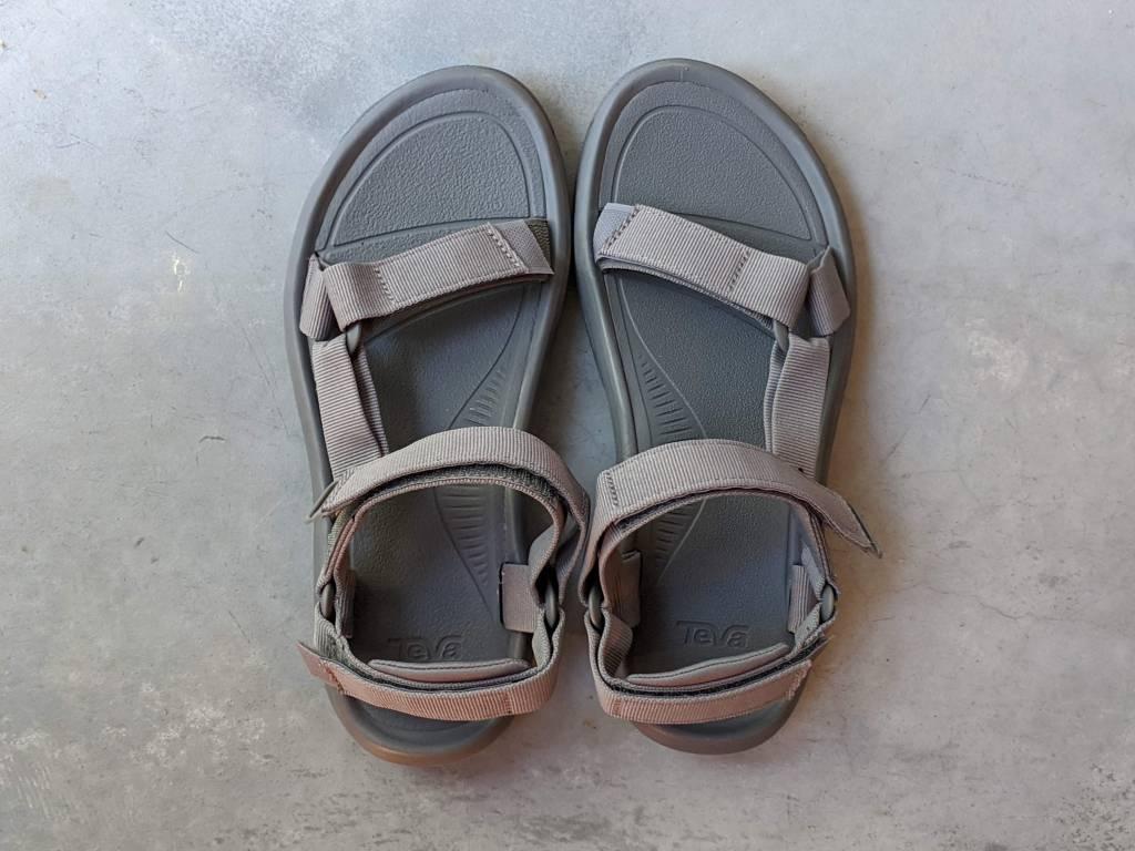 【レビュー】TEVA/テバ ハリケーンXLT2・サイズ感や履き心地を元靴屋が紹介・全体画像