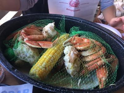 Joe's crab shackはヒューストン発祥
