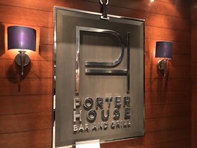 NYで絶品ステーキ〜Porter House