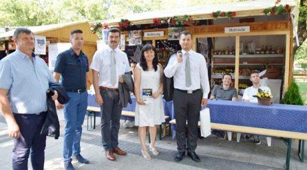 Nagy érdeklődés fogadta a térség településeinek kiállítását a Hírös Hét Fesztiválon