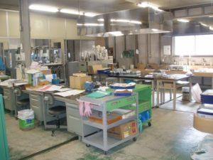 物理試験室
