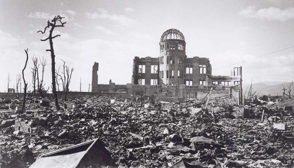 Bildresultat för hiroshima bomb