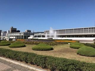 原爆資料館は広島平和記念資料館という施設です。