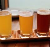 宮島ブルワリーがオープン 宮島の鳥居を眺めながらの宮島ビールは格別です!