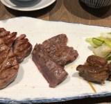 エキエダイニング「炭焼き牛タン 東山」広島駅で牛タンを食べよう!