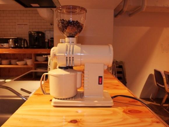 Hiroyaki electric coffee mill008