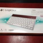 [凹] Logicoolのk760はソーラー充電で電池交換不要!Apple製品に合うワイヤレスキーボードならコレ!