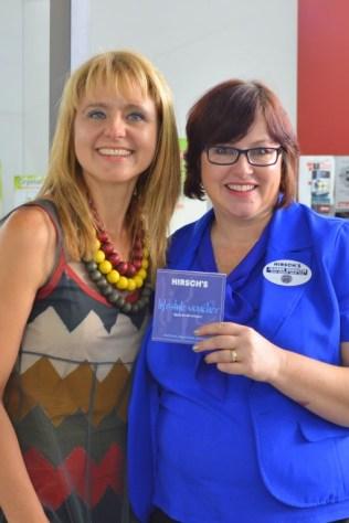 Nicolette Steel and Joanne Brunette (Medium)