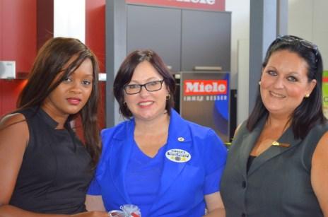 Mamohau Ramose, Joanne Brunette and Lisa Hold (Medium)