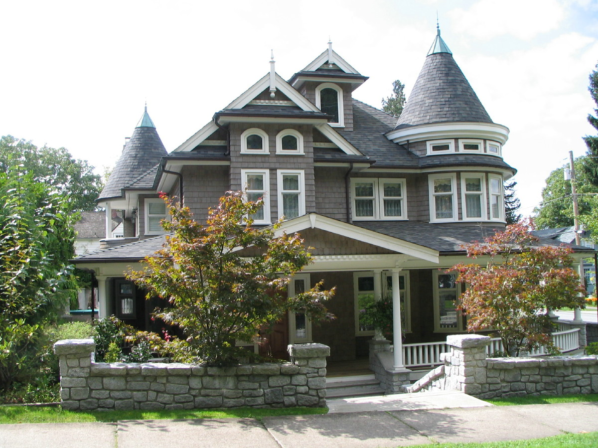 {maintaining The Integrity Of Your Victorian Home