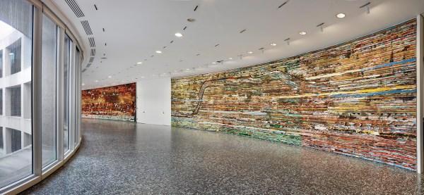 Mark Bradford Pickett Charge - Hirshhorn Museum And