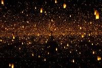 Infinity Mirror Rooms  Yayoi Kusama: Infinity Mirrors ...
