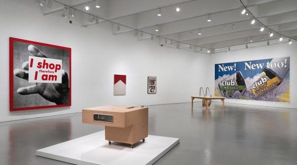 Hirshhorn Museum Installation