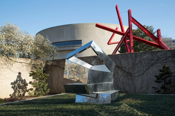 Sculpture Garden And Plaza - Hirshhorn Museum Smithsonian