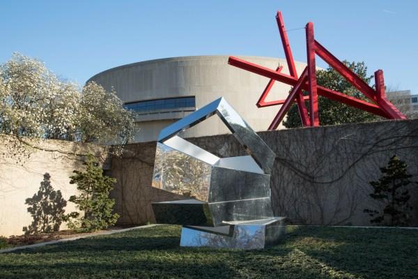 Hirshhorn Museum and Sculpture Garden DC