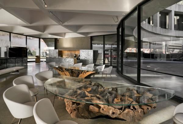 Press Sugimoto Lobby Redesign - Hirshhorn Museum