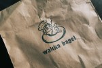 相模大野・wakka bagel 愛しい愛しいベーグルたち。
