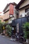 上野広小路・井泉本店 蟹と胡瓜のサラダとカツ丼