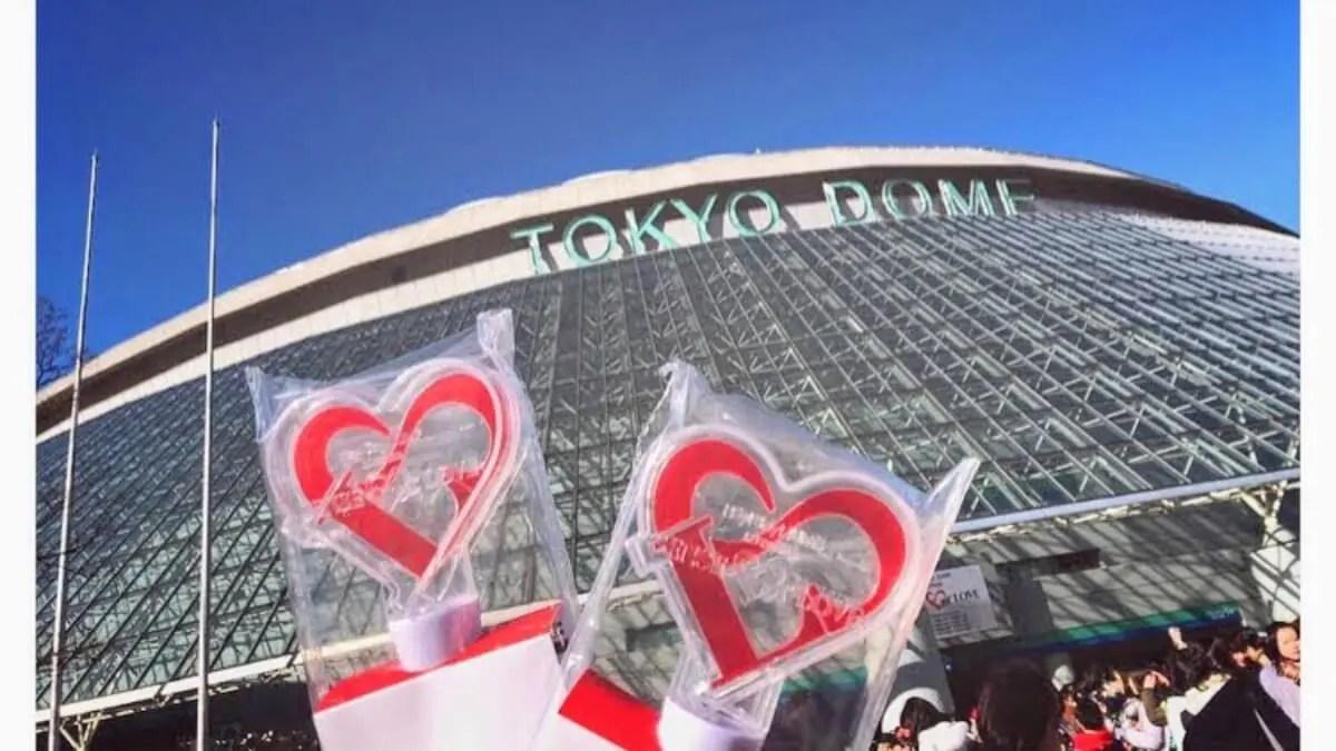 東京ドームHey!Say!JUMPコンサート