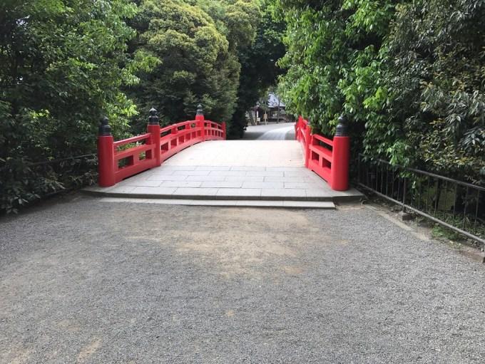 大宮氷川神社橋