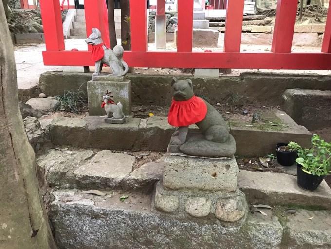 大宮氷川神社稲荷神社