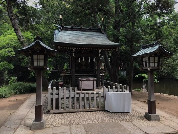 大宮氷川神社宗像神社