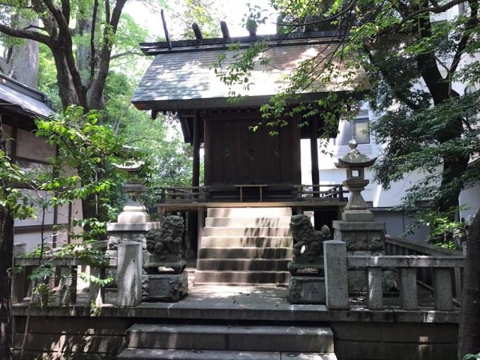 川越氷川神社護国神社