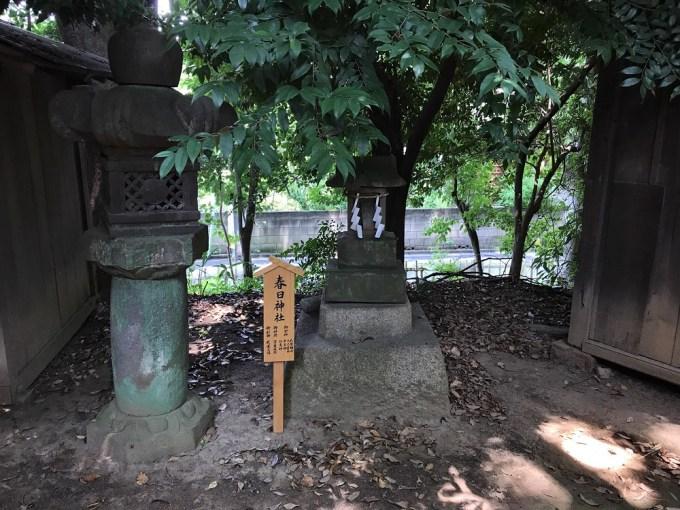 川越氷川神社摂社・末社