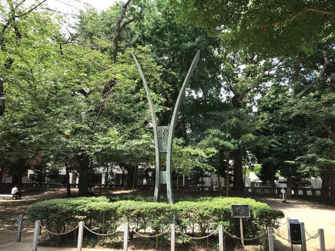 靖国神社時計台