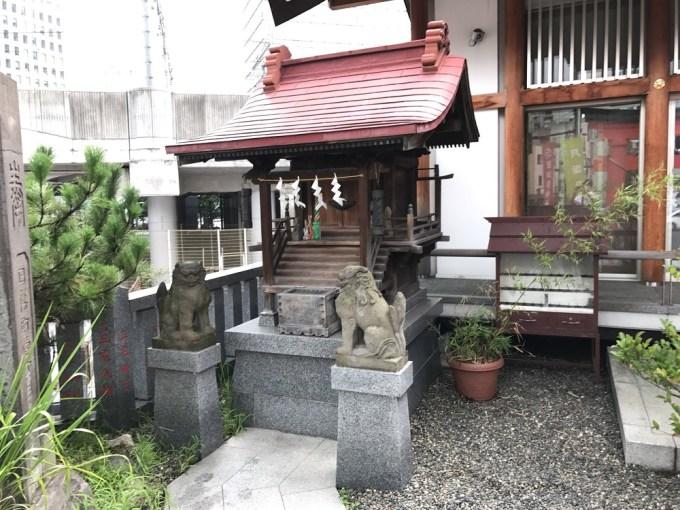 日比谷神社稲荷社