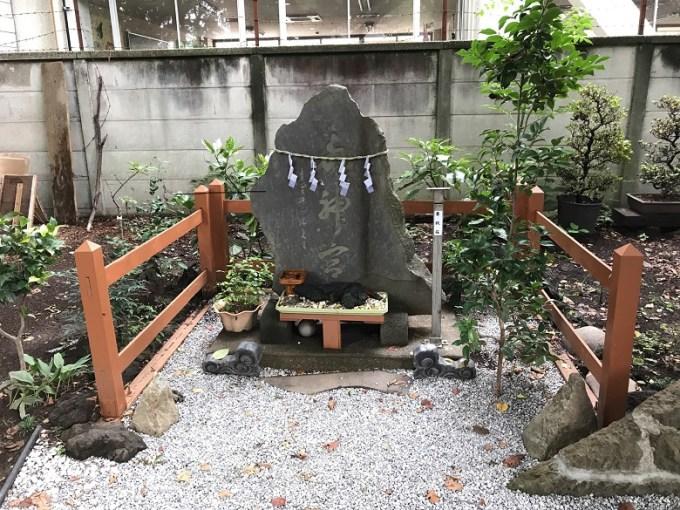 敷島神社水神様