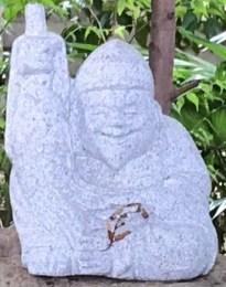 鎮守氷川神社恵比寿