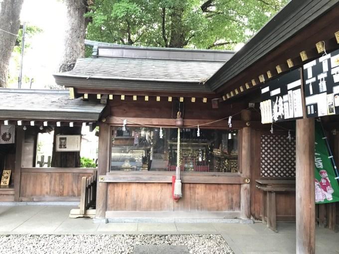 鳩ヶ谷氷川神社須賀神社