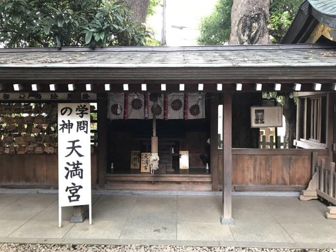 鳩ヶ谷氷川神社八幡社・天満宮・熊野社