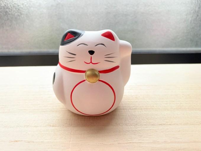 鷲神社招き猫みくじ写真