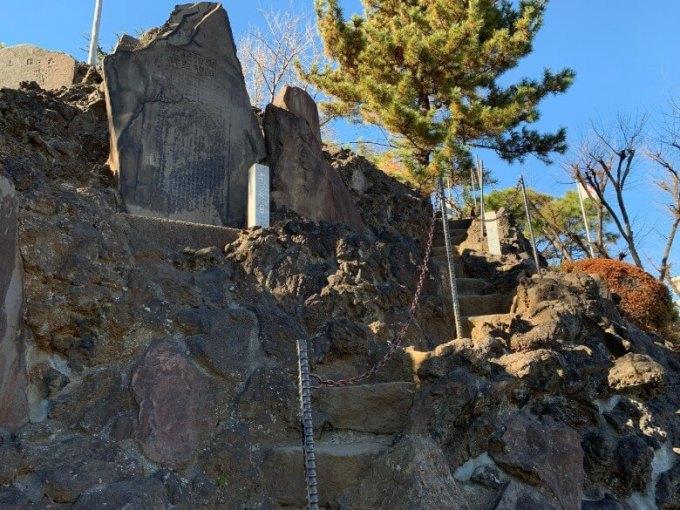 品川神社石像