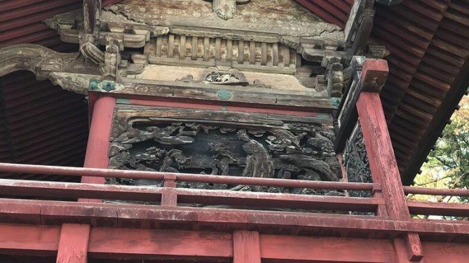 鹿沼今宮神社彫刻