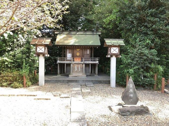 櫻木神社菅原神社