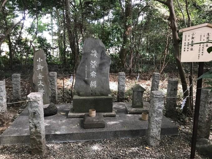 櫻木神社三社2